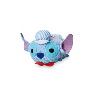 Stitch Train Conductor ''Tsum Tsum'' Plush - Main Street U.S.A. - Mini