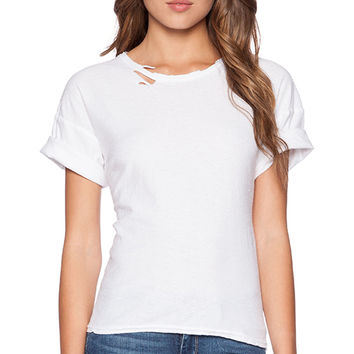 Citizens of Humanity Esmay T-Shirt in White