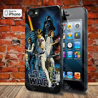 Star Wars Case For iPhone 5, 5S, 5C, 4, 4S and Samsung Galaxy S3, S4