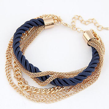 Shiny Gift Hot Sale Great Deal Awesome New Arrival Stylish Bracelet [6573094343]