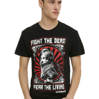 The Walking Dead Fight The Dead Fear The Living T-Shirt