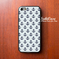 Mini Anchor Pattern iPhone Case iPhone 6 Case iPhone 6 Plus Case