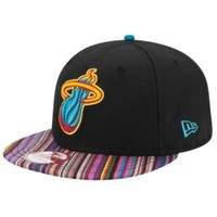 New Era NBA 9Fifty Retro Neon Cap - Men's at Foot Locker