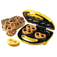 Nostalgia Electrics 4-Pretzel Soft Pretzel Maker