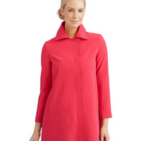 Tahari Long Sleeved Topper Coat