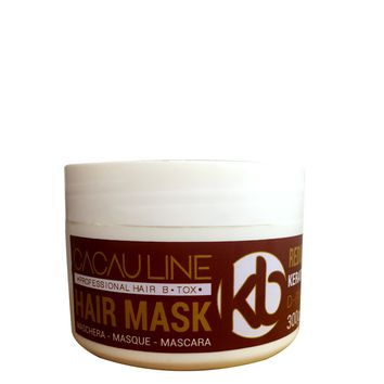 HAIR BOTOX CACAU LINE KB INSTANT ACTION TREATMENT 300g/10,6oz. [flash sale]