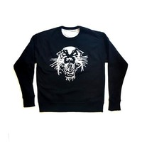 The Weeknd XO Starboy Black Crewneck Sweatshirt
