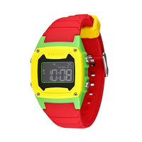 Shark Classic Watch Red/Green/Yellow