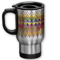 Camping Dreams _7 Lace - Travel/Commuter Mug from Zazzle.com