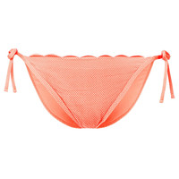 Tangerine Scallop Bikini Pants - Swimwear - Clothing - Topshop USA