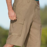 KingSize Big  Tall Lightweight Cargo Shorts Boulder Creek