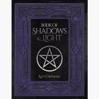 Book of Shadows & Light Lined Journal