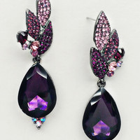 Midnight Sophia Statement Earrings