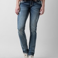 Rock Revival Straight Stretch Jean