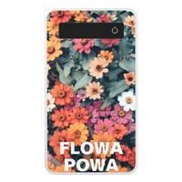 Flower Power Portable Charging Station Power Bank