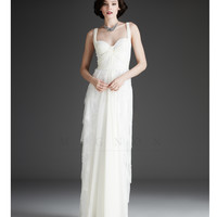 Mignon White Collection - Ivory Lace Wedding Gown
