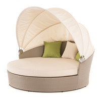 Renava Alps Round Outdoor Daybed