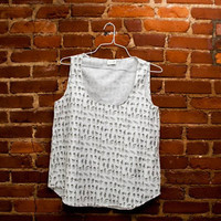American Sign Language Tank XS - L