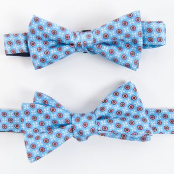 Greenbrier Carolina Father & Son Bow Tie Combo