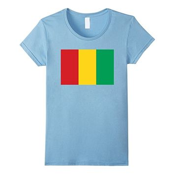 Flag of Guinea T-Shirt
