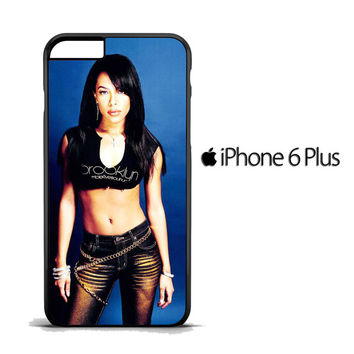 aaliyah Y0238 iPhone 6 Plus Case