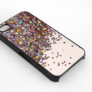 Sparkle Glitter for iphone 4/4s case, iphone 5/5s/5c case, samsung s3/s4 case cover