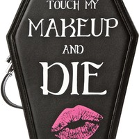 Coffin   COSMETIC CASE