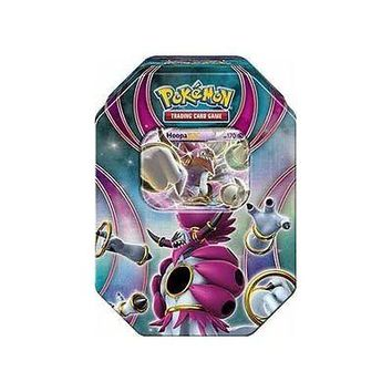 Pokemon TCG Card Game Hoopa EX 2015 Power Beyond Collector's Tin