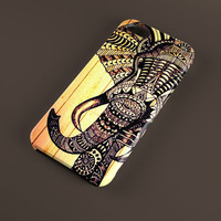 Elephant-Drawing-Wood-1 for all phone device