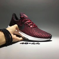 """Nike Air Zoom Pegasus 35"" Men Sport Casual Flywire Knit Sneakers Running Shoes"