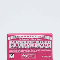 Dr. Bronner's All-One Magic Soap in Rose - Urban Outfitters