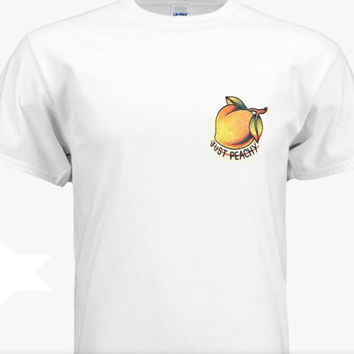 Just Peachy Tshirt
