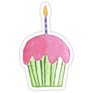 Cake Happy Birthday/Greetings Card