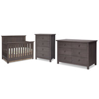 Serta® Northbrook Nursery Furniture Collection in Rustic Grey