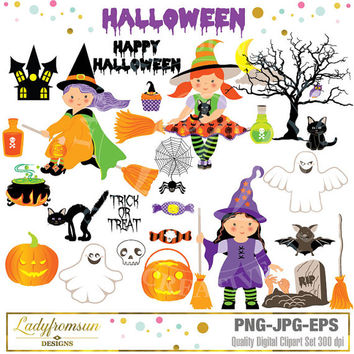 Halloween Clipart, Halloween Clip Art, Halloween Clip Art Printables, tomb, ghost, Clipart, Halloween Owl Clipart, Commercial-Personal Use