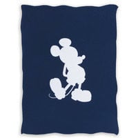 Mickey Mouse Mr. Mouse Stroller Blanket by Ethan Allen