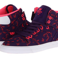 Supra Vaider Purple/Pink/White - Zappos.com Free Shipping BOTH Ways