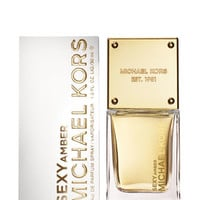 Michael Kors SEXY AMBER Eau de Parfum Spray – 1.0 oz, 30 mL