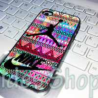 colorful aztec nike jordan basketball case iphone 4 case, iphone 5 case, iphone 5s case, iphone 5c case, samsung galaxy case, ipod case