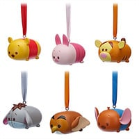 Winnie the Pooh and Friends ''Tsum Tsum'' Ornament Set | Disney Store