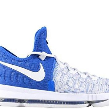 Nike Mens Kevin Durant KD VIII Basketball Shoes Game Royal/White 843392-411 Size 10.5