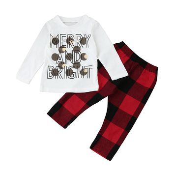 Littles Holiday Pajamas- [6Mo-24mo]
