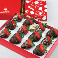 Just Because Chocolate Dipped Fruit Box
