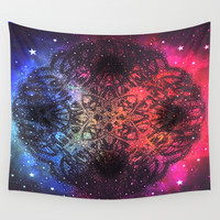 KARMICA Wall Tapestry by Chrisb Marquez