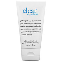 Clear Days Ahead™ Oil-Free Salicylic Acid Acne Treatment & Moisturizer - philosophy | Sephora