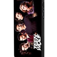 Teen Wolf Creatures Of The Night Star iPhone 5 Case Hardplastic Frame Black Fit For iPhone 5 and iPhone 5s