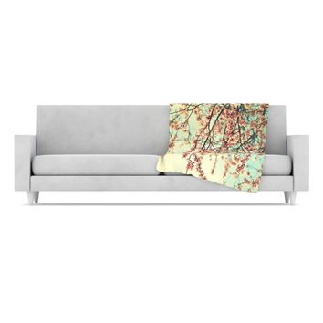 "Sylvia Cook ""Take a Rest"" Fleece Throw Blanket"
