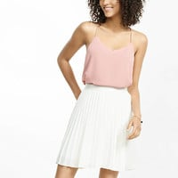 Scallop Trim Reversible Barcelona Cami from EXPRESS