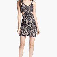 Lovers + Friends 'Love Connection' Lace Minidress | Nordstrom