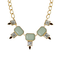 The Winston Mint Necklace